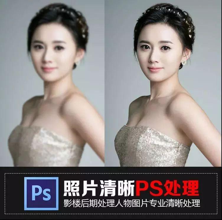 图片锐化神器,图片模糊变清晰滤镜插件Perfectly Clear,支持PS/LR
